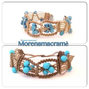 bracelet macramè hand made
