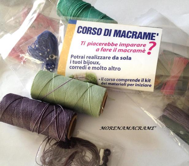 kit corso morenamacrame 1