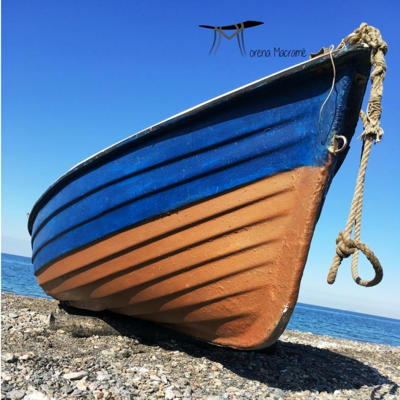 Foto, mare barche spiaggia
